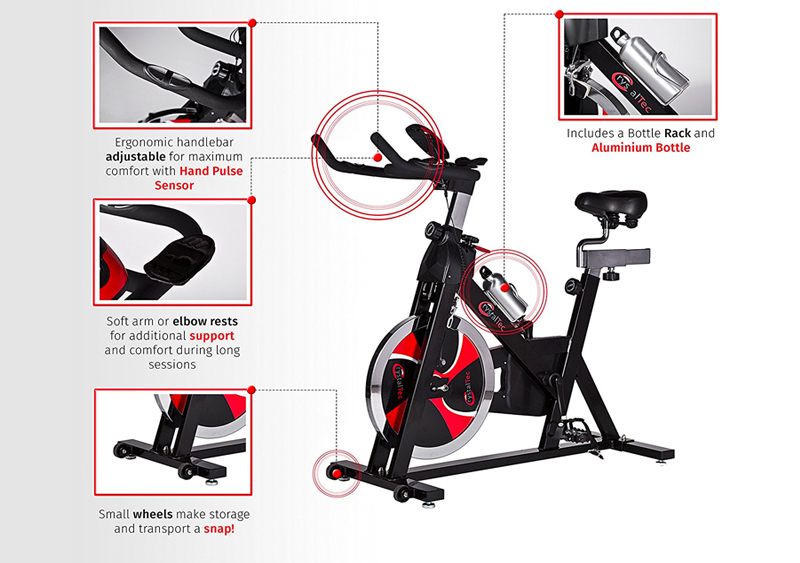 Exercise Bike Without Handlebars All The Best Exercise In 2017