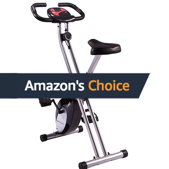 Ultrasport F-Bike Review: A Portable Exercise Bike For The
