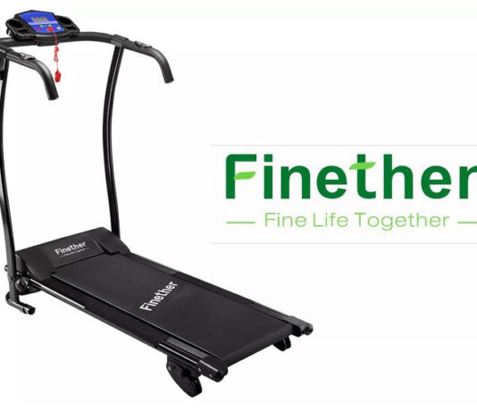 Finether Running Machines