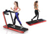 Dripex 2 in 1 Folding Treadmill