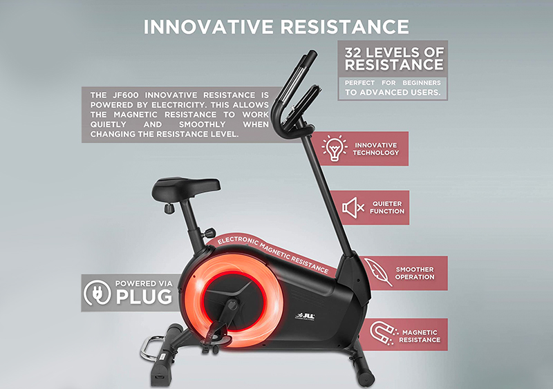 JLL JF600 magnetic resistence
